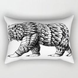 California Bear Rectangular Pillow