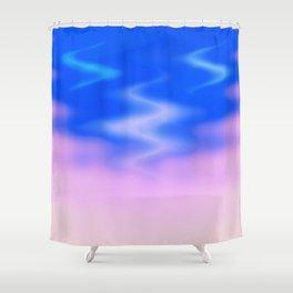 Shape Shifting Shower Curtain