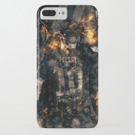 Lionel Messi FURY iPhone Case