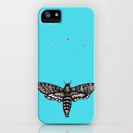 Acherontia iPhone Case