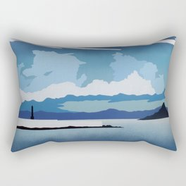 Mounts Bay Rectangular Pillow