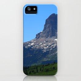 Chief Mountain iPhone Case