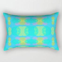 Destellos de luz Rectangular Pillow