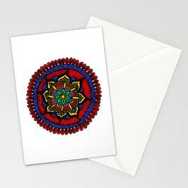 Muriel Mandala Stationery Cards