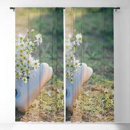 Daisy flower,, Asteraceae flower,  daisy hill, Photography, Blackout Curtain