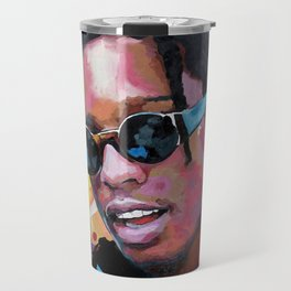 ASAP ROCKY--ART III Travel Mug