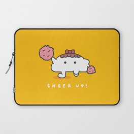 Cheer Up! Laptop Sleeve