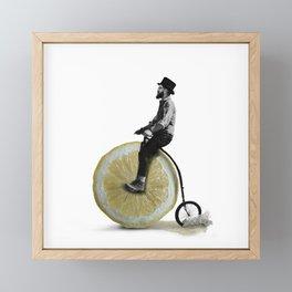 Lemmy Farthing Framed Mini Art Print