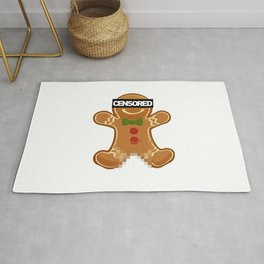 Bad-ass cookie Rug