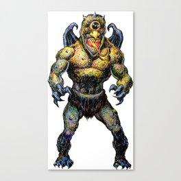 The Darkslayer - Eep the Imp Canvas Print