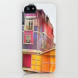 Barbie House iPhone Case