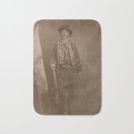 Billy The Kid Bath Mat