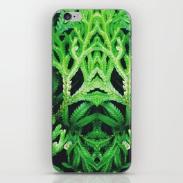 50 Shades of Green (4) iPhone Skin