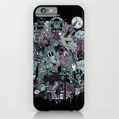 Supernature In The City Of Poison Syrup And Hope Candy iPhone 6s Slim Case