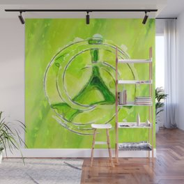 A twist of lime Wall Mural