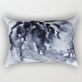 Ink Mood Rectangular Pillow