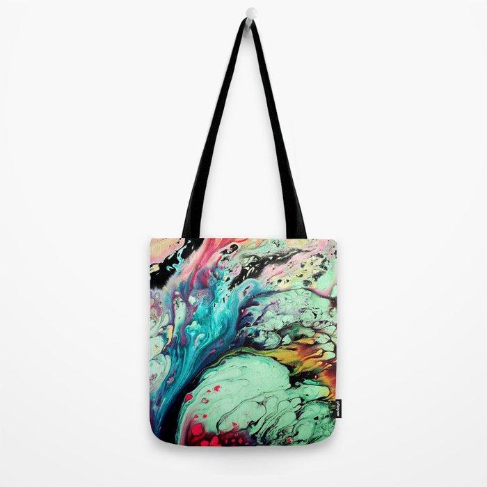 Spring 10 Tote Bag