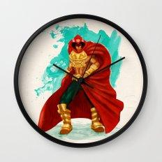 El Dorado Wall Clock