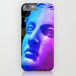 Ancient neon gods #2: Artemis iPhone Case