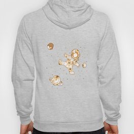 Marshmallow SpaceMan Hoody