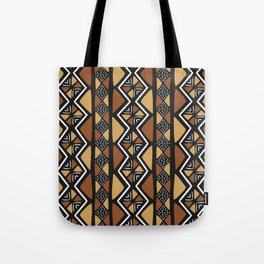 African mud cloth Mali Tote Bag