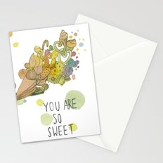 SWEET YOU  Stationery Cards