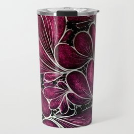 Funny Flowers Travel Mug