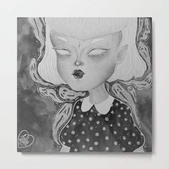 Ghoulie Metal Print