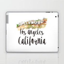 Hollywood watercolor Laptop & iPad Skin