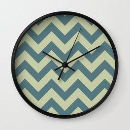 Mint Julip Wall Clock