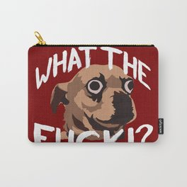 Spanky (Uncensored Red) Carry-All Pouch