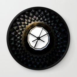 Bazaar Wall Clock