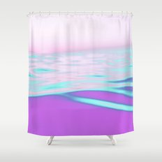 Acid trip Shower Curtain