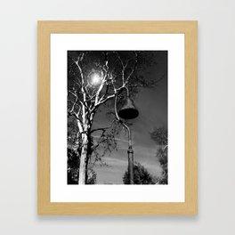 Mission Bell_California Framed Art Print