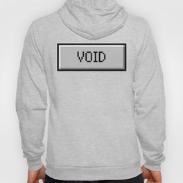 VOID Windows Button - Aesthetic Vaporwave Hoody
