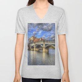 Windsor Bridge Unisex V-Neck