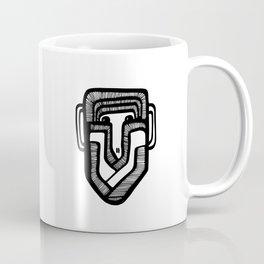 Monkey Mask Coffee Mug