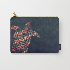 The Pattern Tortoise Carry-All Pouch