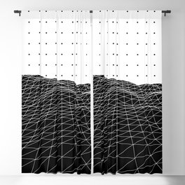 Terra Graphica Blackout Curtain