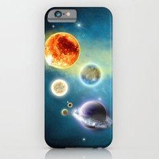 New Solar System iPhone 6 Slim Case