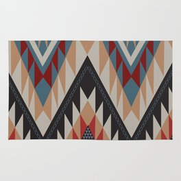 American Native Pattern No. 11 Rug