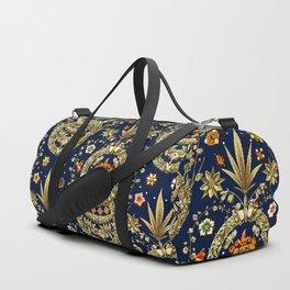 Art Nouveau Floral Pattern Duffle Bag
