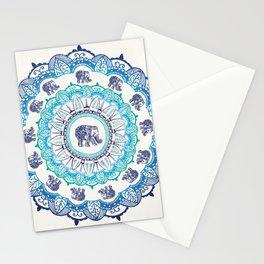 Lucky Elephant Stationery Cards