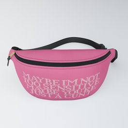 Maybe Fanny Pack