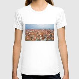 Venice Rooftops T-shirt