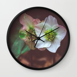 Out of the Gloom Wall Clock