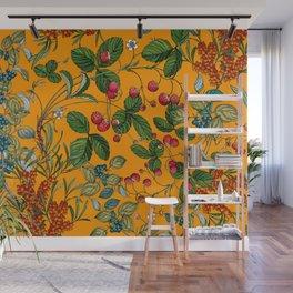 Vintage Garden VII Wall Mural