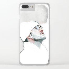 Nel vuoto Clear iPhone Case
