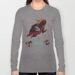 banjo-kazooie Long Sleeve T-shirt