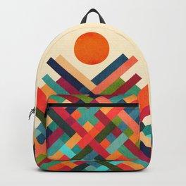 Sun Shrine Backpack